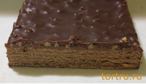 """Торт вафельный """"Шоколадница с фундуком"""", Коломенское содержит пальмовое масло"""