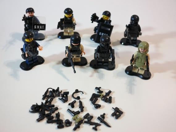 Человечки Лего aliexpress