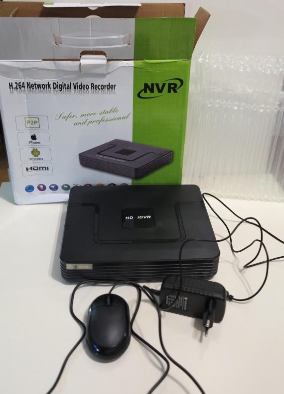 Регистратор для видеонаблюдения и 2 камеры, aliexpress