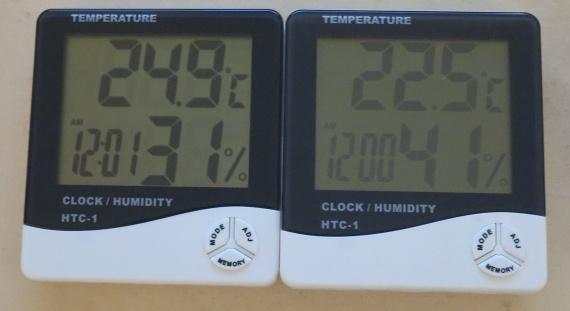 Гигрометр, ЖК будильник, термометр, aliexpress