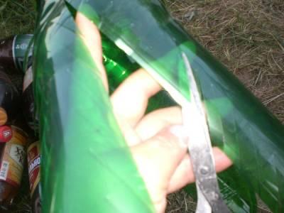 Пальма из пластиковых бутылок мастер-класс 2