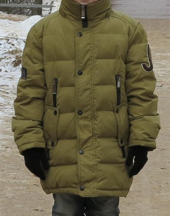 Зимняя куртка-пальто для мальчика aliexpress